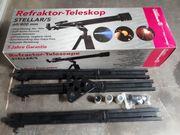 Refraktor Teleskop Stellar/