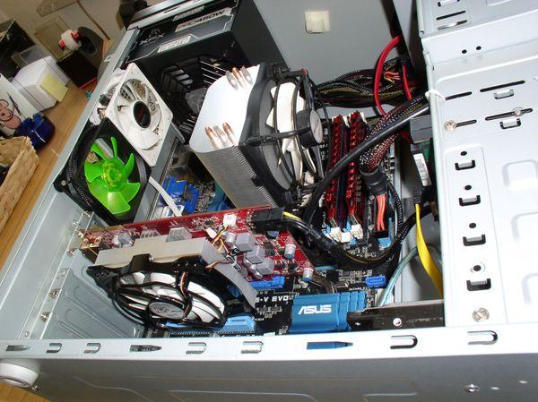 Schneller 4-Kern- Gamer PC mit SSD
