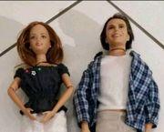 Barbie Happy Family