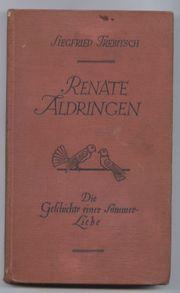Siegfried Trebitsch - Renate