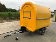 Imbisswagen Imbissanhänger Verkaufsanhänger Food trailer