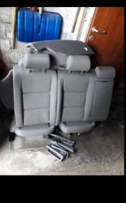 Audi a4 sitze