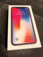 iPhone X mit