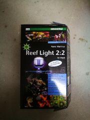 Aquarium Lampe für Salzwasser
