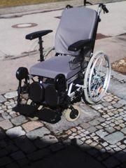 Rollstuhl Multifunktions-Pflegerollstühl