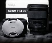 Sigma Art 50 1 4