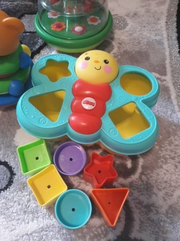Kinder Spielzeug gebraucht kaufen  76744 Wörth