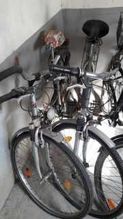 2x Fahrrad 5EUR STK Selbstabholer