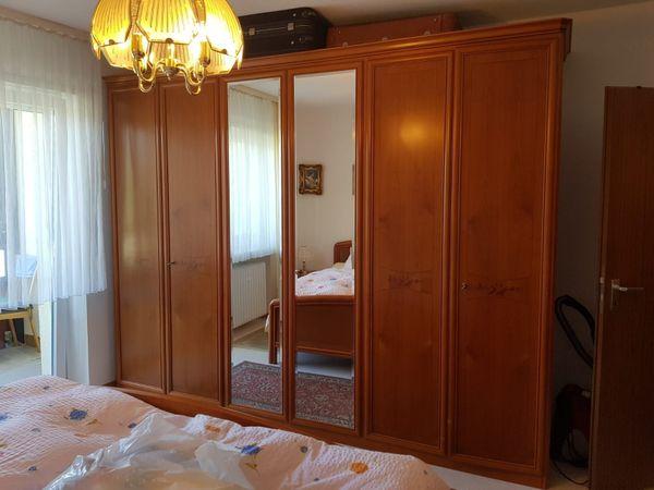 schlafzimmer kirschbaum ankauf und verkauf anzeigen billiger preis. Black Bedroom Furniture Sets. Home Design Ideas