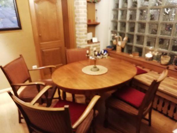 Tisch Und Stühle In Berlin Speisezimmer Essecken Kaufen Und