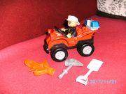 Lego Duplo Feuerwehrquad