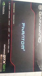 GeForce GTX 560 ti 2GB