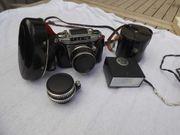 Spiegelreflexkamera EXA Ia 24 mm