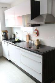 Moderne Einbauküche inkl E-Geräte und