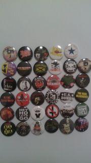 90 Buttons Rockabilly