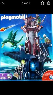 Playmobil Drachenturm 4836