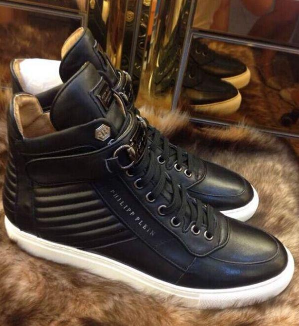 Sneakersammlung Philipp Plein Gucci Design Zanotti Balenciaga