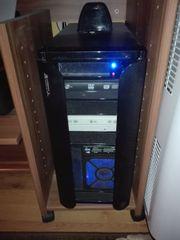 PC Wassergekühlt/ Monitor/