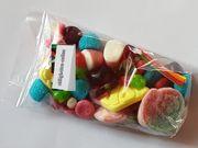 Süßigkeiten Fruchtgummi Schaumzucker Bunte Tüte
