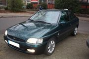 Ford Escort MK7 75 PS -