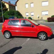 VW Polo ohne