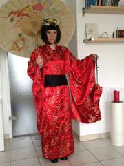 Chinesin / Japanerin Kostüm