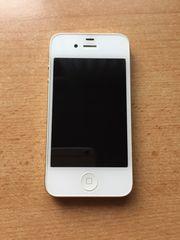 iPhone 4s weiß 16gb ohne