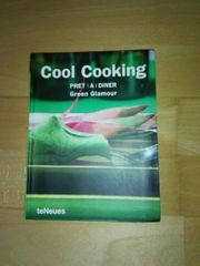Kochbuch Cool Cooking - Green Glamour