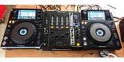DJ Console Pioneer