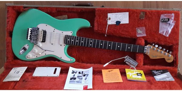 Fender Jeff Beck Signature Strat