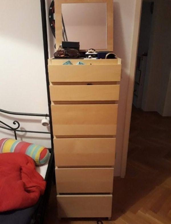 Ikea Malm Kommode Gebraucht 2021
