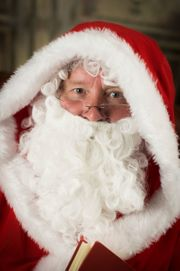 Nikolaus Weihnachtsmann Kölner Nikolaus Köln