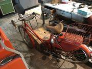 Garelli Torpado Mofa Fahrrad mit