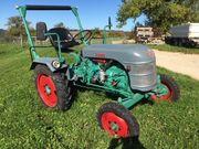 Oldtimer Schlepper-Traktor