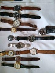 Uhren Sammlung gebraucht