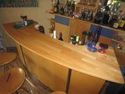 Massivholz-Platte Bar-Tresen-Arbeitsplatte Buchenplatte Schnäppchen