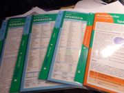 Spanisch Sprach-Lehrbücher,