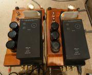Paar Unison Research Smart 845-Ventil-Monoblock-Leistungsverstärker