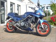 Yamaha FZ 750 Umbau