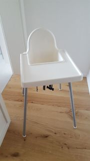 IKEA Antilop Kinderstuhl mit Tablett