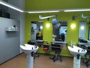 Friseursalon Friseurgeschäft neu renoviert