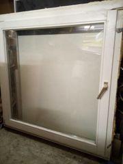 Fenster Isolierglas Holz weiß 4