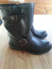 Stiefel Boots Winterschuhe Schuhe braun