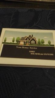 Your Home- Service