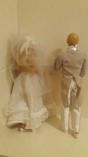 Barbie Brautpaar