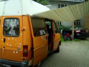 Camper Kastenwagen AHK