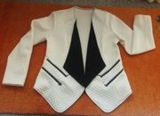 Damen Jacke geprägter Edel Blazer