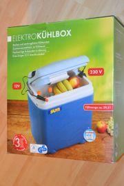 Verkaufe Elektro-Kühlbox,
