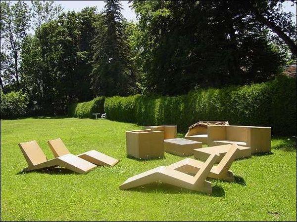 Exklusive Gartenmobel Rattan ~ Exklusive polyrattan gartenmöbel garnitur mit sesseln liegen sofa