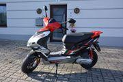 Moped LUXXON LJ50QT-